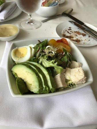 Chappaqua, نيويورك: Not your everyday salad, right?