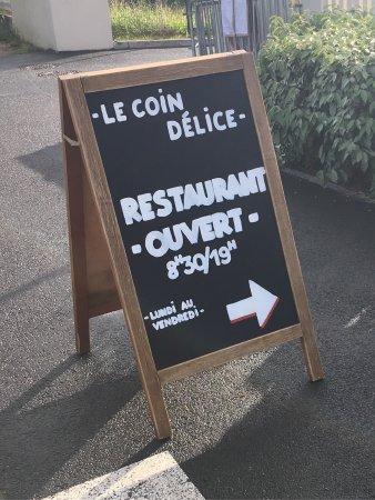 Saint-Fargeau-Ponthierry, Francia: Le Coin Délice