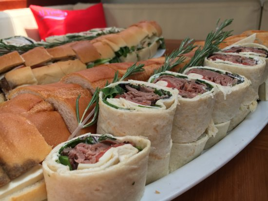 Nyack, نيويورك: Nyack Gourmet Catering