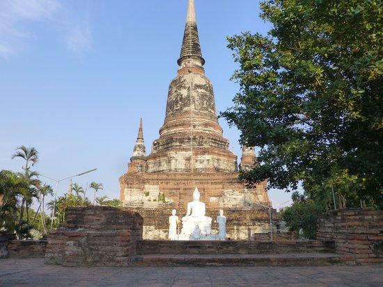 Wat Yai Chai Mongkhon - Picture of Ayutthaya Historical ...