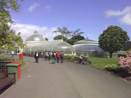 Botanic Gardens and Kibble Palace: Ingresso