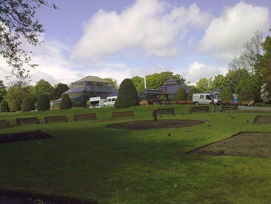 Botanic Gardens and Kibble Palace: Il parco