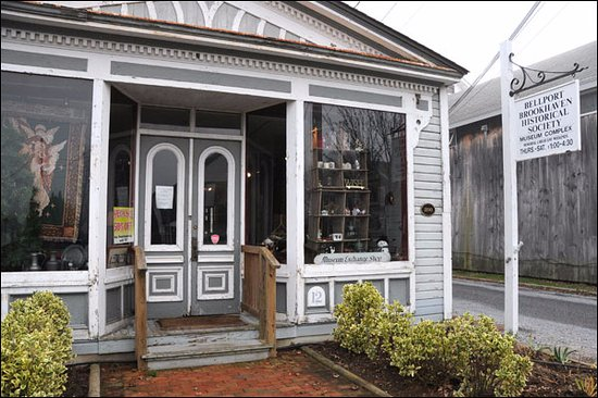 Bellport-Brookhaven Historic Exchange Shop