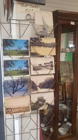 Bellport post cards 50cents @ Bellport exchange