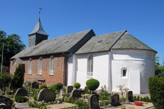 Toender, Dinamarca: Set fra sydøst