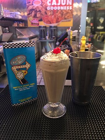 Sandestin, FL: Try one of our hand-spun milkshakes today featuring over 10 flavor choices!