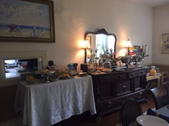 Tower House B&B: Delicious breakfast