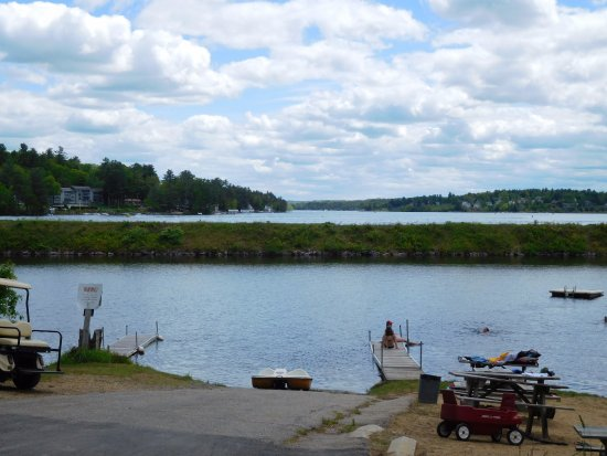 Paugus Bay Campground Updated 2017 Reviews Laconia Nh