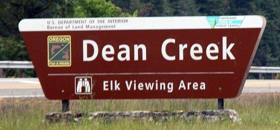 Reedsport, Oregon: Dean Creek