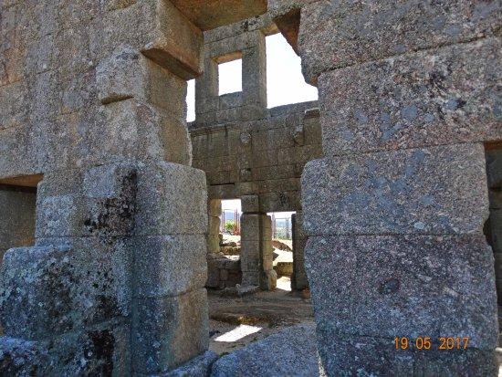 Belmonte, Portugal: Interior da Torre