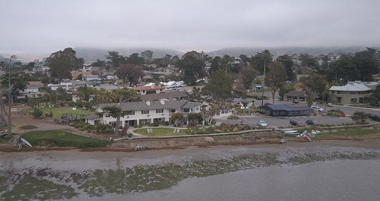 Baywood Park, CA: A Mavic's Eye View of the Back Bay Inn