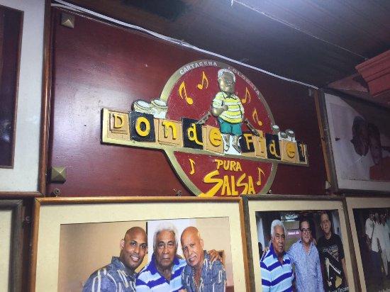 Donde Fidel Salsa Club: photo1.jpg