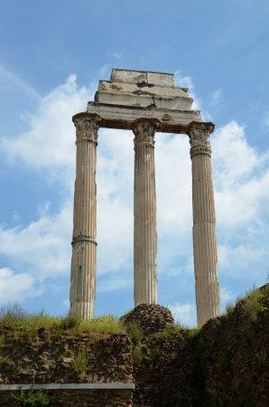 Tempio di Castore e Polluce Photo