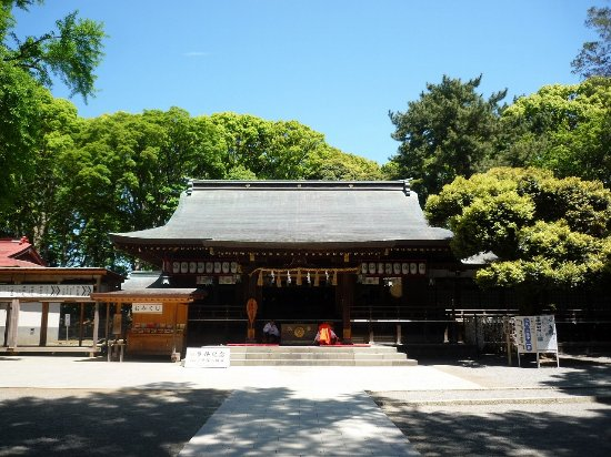 Hiratsuka Hachimanguu Shrine