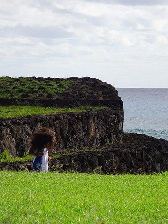 Rapa Nui National Park: TAHAI