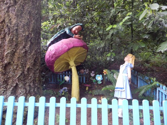 Salem, OR: Alice in Wonderland