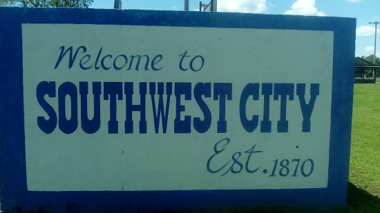 South West City, MO: southwest city