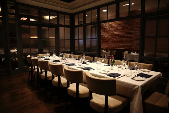 Summit, Nueva Jersey: The Private Dining Room