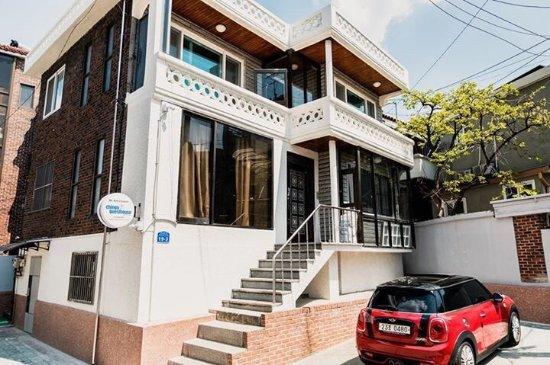 تعليقات ومقارنة أسعار فندق هوتل Chingu Guesthouse سيول كوريا الجنوبية فندق صغير للشباب Tripadvisor