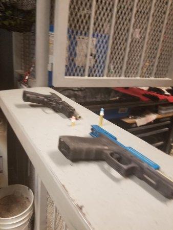 The Las Vegas Gunfights