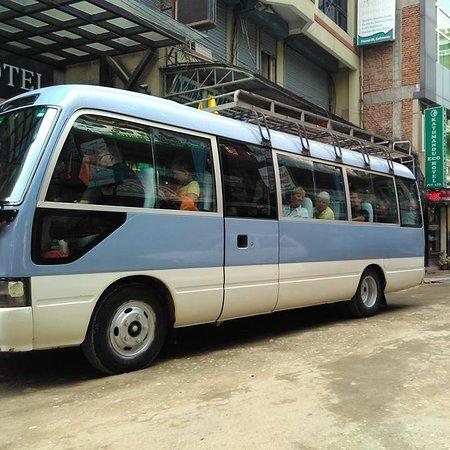 Transport Hub Nepal