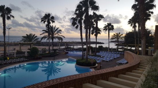 Savoy Calheta Beach: view from the room- fantastic!!!