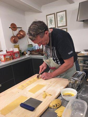 Castiglione del Lago, Italien: Cucina della Terra