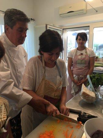 Castiglione del Lago, Italia: Cucina della Terra