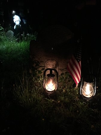 Seaside Shadows Haunted History Tours: Gravelight ghostliness