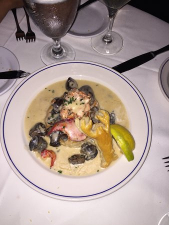 A & B Lobster House: Amazing meal
