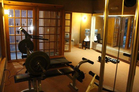Foto de las mar as hotel boutique tilcara gimnasio for Gimnasio 4 caminos