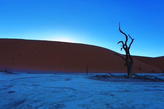 Deadvlei: Unlike any other place