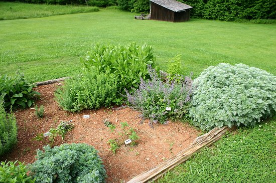 Hardy, VA: Typical Subsistence Garden
