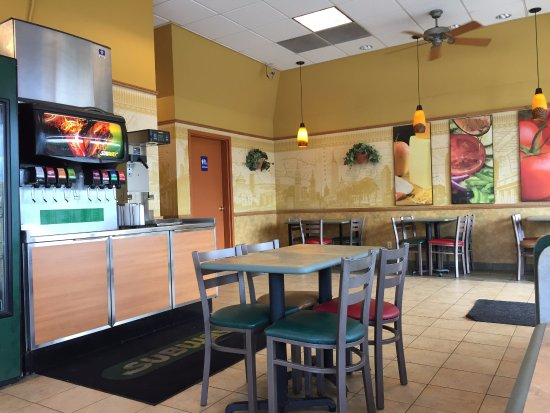 Montgomery, Estado de Nueva York: Subway Restaurant