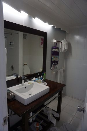 Holetown, Barbados: Functional Bathroom
