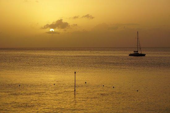 Holetown, Barbados: Beautiful Sunset