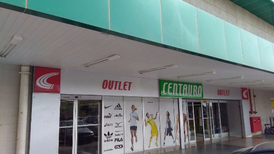 Centauro Outlet