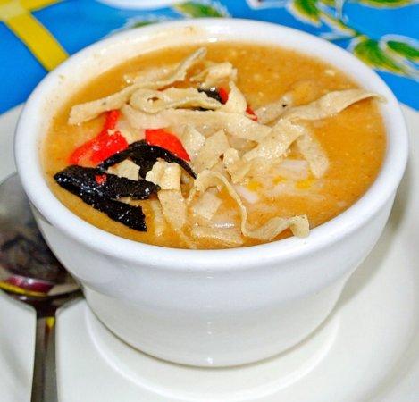 Del Rio, TX: Tortilla Soup