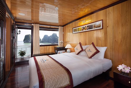 Garden Bay Genuine Halong Cruise