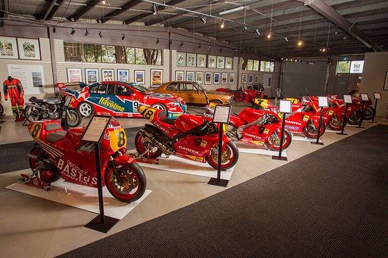 Ventnor, Australia: History of Motorsport Display
