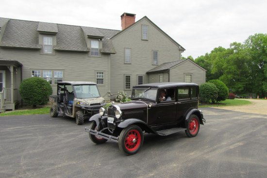 Woodstock, CT: Classic Model A in great condition