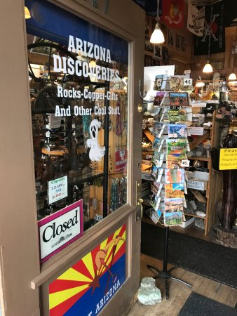 Arizona Discoveries: entry