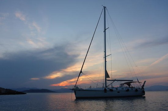 Athens Riviera Sunset Sail