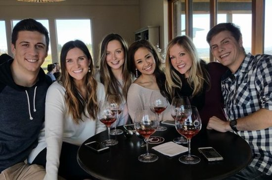 Private Dundee Hills Luxus Wein Tour