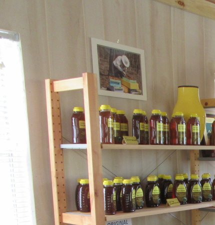 Marion, NC: Lots of honey