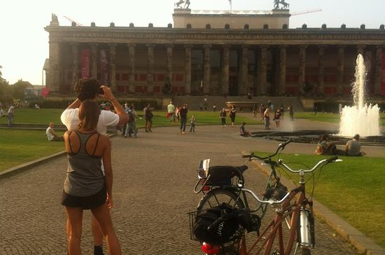 Small-Group Historical Bike Tour in...
