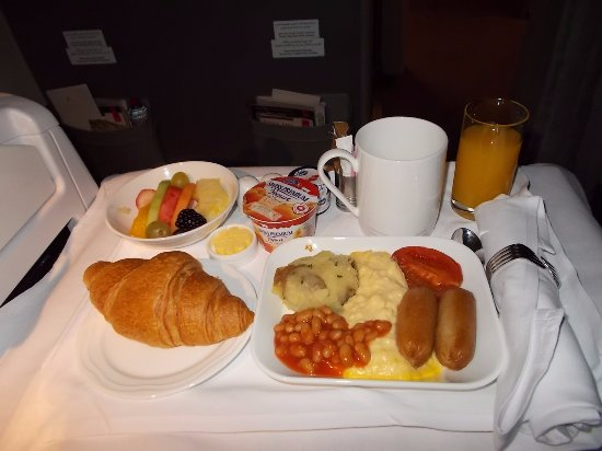 Emirates Business Class Food Emirates Airline. Busi...