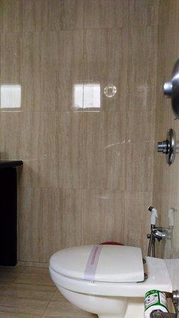 Hotel Sohi Residency: Bathroom