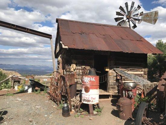 Jerome, AZ: yunkyard
