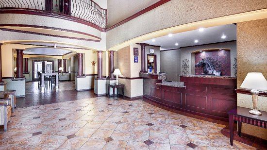 Athens, TX: Hotel Lobby